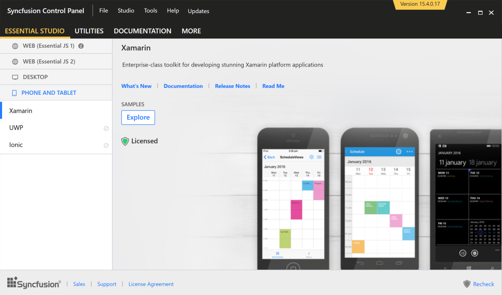 Xamarin 101: How to use Syncfusion Community Edition in Xamarin