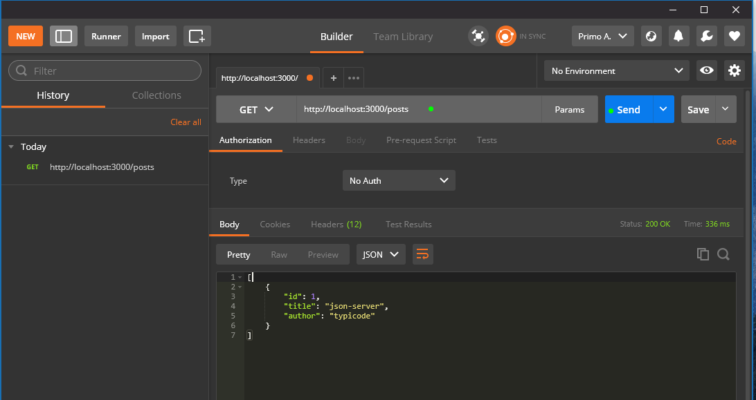 Full Fake REST API with Zero Coding in less than 60 seconds – I'm dead serious